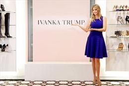 Doanh thu sản phẩm thời trang thương hiệu 'Ivanka Trump' tăng mạnh