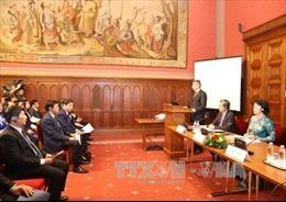 Tọa đàm pháp luật đầu tiên giữa quốc hội Việt Nam - Hungary