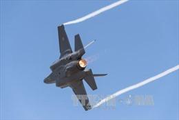 Israel lần đầu 'khoe' máy bay tàng hình F-35