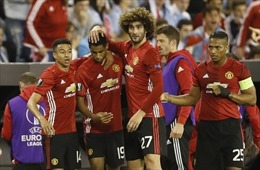 MU vào chung kết sau trận hòa thót tim trên sân Old Trafford