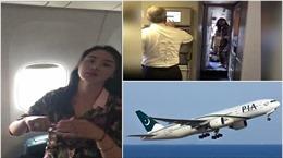 Cơ trưởng mời nữ khách Trung Quốc vào buồng lái suốt 2 tiếng