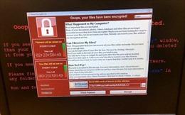 Hơn 1.900 máy tính bị lây nhiễm mã độc WannaCry tại Việt Nam