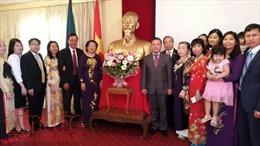 Kỷ niệm 127 năm ngày sinh Chủ tịch Hồ Chí Minh tại Algeria