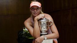Maria Sharapova tuyên bố không xin vé đặc cách Wimbledon