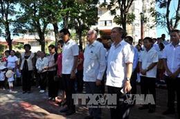 Kỷ niệm 127 năm ngày sinh Chủ tịch Hồ Chí Minh tại Cuba và Argentina