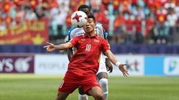 HLV Lê Thụy Hải: 'Vào World Cup là gây tiếng vang rồi, đừng trách U20 Việt Nam'