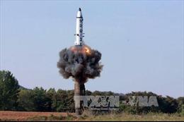 Chuyên gia: Triều Tiên chuẩn bị thử tên lửa tầm xa có thể vươn tới Mỹ
