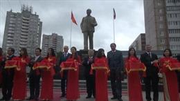 Khánh thành tượng Hồ Chí Minh tại quê hương Lenin