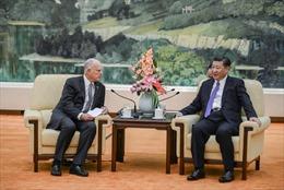 Ẩn ý cuộc gặp giữa Chủ tịch Trung Quốc và một quan chức Mỹ cấp bang