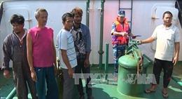 Phó Thủ tướng Trương Hòa Bình gửi Thư khen lực lượng Cảnh sát biển