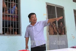 Vĩnh Long: Liên tiếp hai đợt học viên cai nghiện phá cửa bỏ trốn