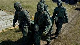 Nga đã tiêu hủy 99% kho vũ khí hóa học
