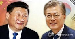 Hàn-Trung nhất trí tăng cường trừng phạt Triều Tiên theo hướng phi hạt nhân hóa