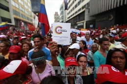 Quân đội Venezuela cam kết bảo vệ bầu cử Quốc hội lập hiến