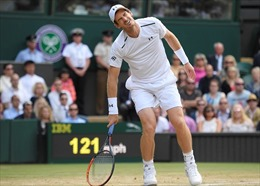Lội ngược dòng, Querrey biến Murray thành cựu vô địch Wimbledon