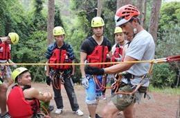 Lâm Đồng cấp phép cho 10 đơn vị tổ chức du lịch thể thao mạo hiểm