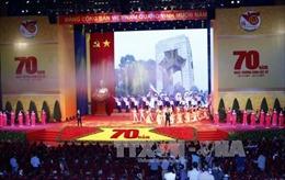 Kỷ niệm trọng thể 70 năm Ngày Thương binh - Liệt sỹ