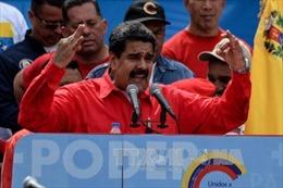 Tổng thống Venezuela bác bỏ các trừng phạt của Mỹ