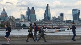 Vị trí trung tâm tài chính quốc tế của London lung lay