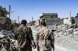 Lâm đường cùng, IS âm mưu dùng vũ khí hóa học tại Raqqa