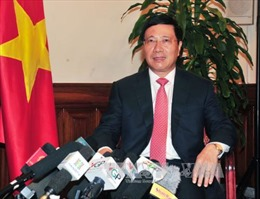 Việt Nam đề nghị sớm khởi động đàm phán thực chất COC