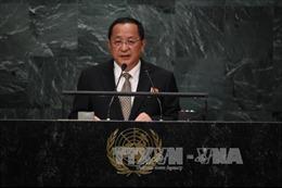 Triều Tiên tuyên bố là quốc gia hạt nhân 'có trách nhiệm'