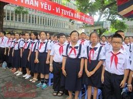 Ngày 14/8, học sinh TP Hồ Chí Minh bắt đầu tựu trường