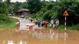 Chủ động ứng phó với mưa lũ tại các tỉnh Bắc Bộ