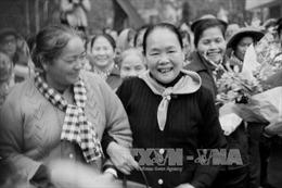 Người phụ nữ huyền thoại Việt Nam