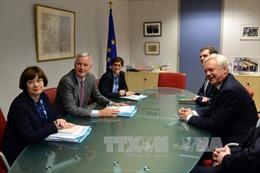 'Khoảng cách rất lớn' giữa Anh và EU trước vòng đàm phán mới về Brexit