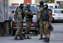 Nga bắt giữ 4 nghi can ủng hộ IS âm mưu tấn công khủng bố
