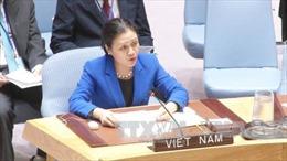 Việt Nam sẽ tiếp tục tích cực tham gia các hoạt động gìn giữ hòa bình của LHQ