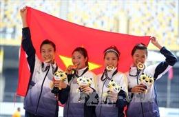 SEA Games 29: Điền kinh Việt Nam khiến nước bạn cảm phục