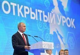 Tổng thống Nga sẽ kêu gọi BRICS tham gia giải quyết tình hình tại Syria