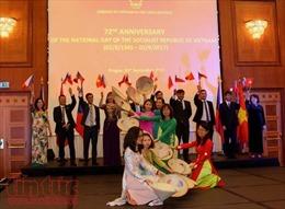 Kỷ niệm Quốc khánh Việt Nam tại Praha – trang trọng và ấm áp