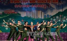 TP Hồ Chí Minh tổ chức chương trình nghệ thuật 'Sáng mãi một màu cờ' chào mừng ngày 2/9