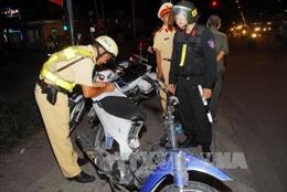 Cà Mau bắt 19 'quái xế' tại khu vực đường Xuyên Á