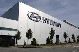 Nhà máy của Hyundai tại Trung Quốc đóng cửa do không được cung cấp linh kiện