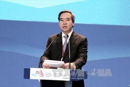 Đồng chí Nguyễn Văn Bình tham dự Diễn đàn kinh tế quốc tế Phương Đông lần thứ 3 tại LB Nga