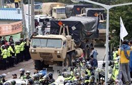 Mỹ bắt đầu triển khai thêm 4 bệ phóng hệ thống THAAD