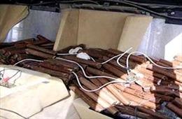Ninh Thuận tạm giữ 5 đối tượng mua bán trái phép 500 kg thuốc nổ