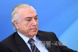 Cảnh sát Brazil thông báo tìm thấy bằng chứng tham nhũng của Tổng thống Temer
