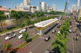 TP Hồ Chí Minh điều chỉnh BRT thành tuyến buýt chất lượng cao