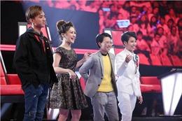 Tập cuối vòng giấu mặt The Voice Kids 2017: Soobin Hoàng Sơn lấy lại 'phong độ'?