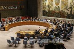 Hội đồng Bảo an LHQ lên án vụ thử tên lửa mới nhất của Triều Tiên