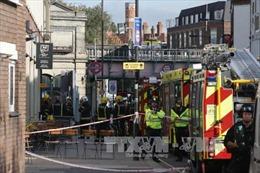 Vụ nổ tàu điện ngầm ở Anh: Cảnh sát bắt giữ nghi can thứ 2