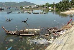 Tăng cường thu gom, xử lý rác thải ở vùng ven biển