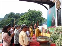 Giáo hội Phật giáo Sơn La đúc đồng bảo tượng Chủ tịch Hồ Chí Minh