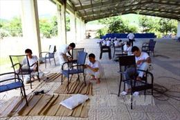 Đa dạng các hoạt động lao động trị liệu cho học viên cai nghiện ma túy