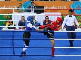 AIMAG5: Bùi Yến Ly giành HCV Muay Thái, tuyển Futsal đã vào tứ kết